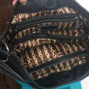 Tignanello Bags - Tignanello shoulder leather bag